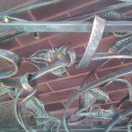 Эксклюзивные кованые перила