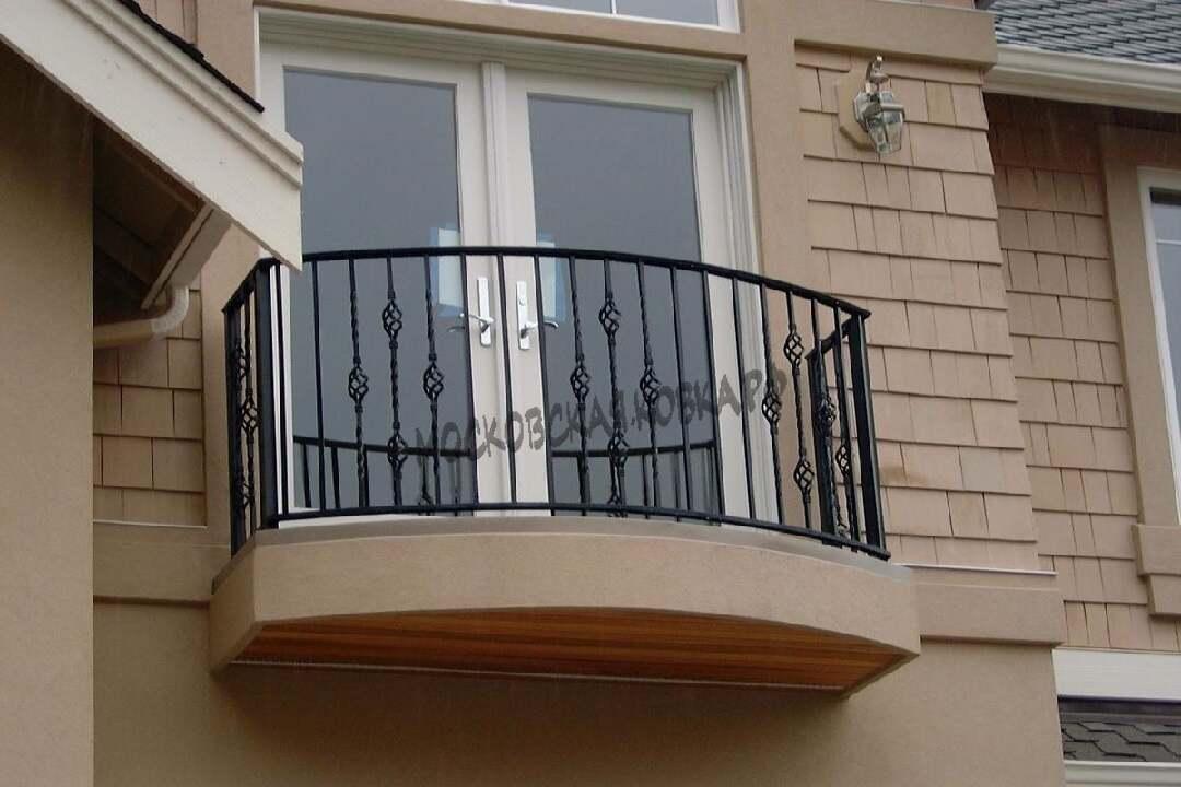 Ограждение балкона АРТИКУЛ КБ 052