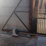 Автоматический привод откатных ворот