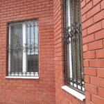 Недорогие кованые решетки на окна (1)