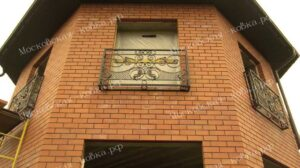 Кованая решетка на окно2020 (13)