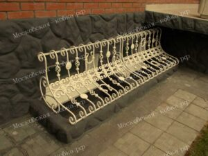 Кованые решетки для подвальных окон (1)