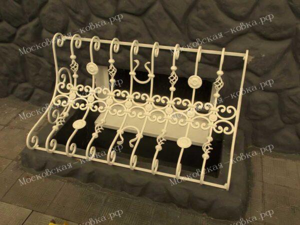 Кованые решетки для подвальных окон Артикул КР-018