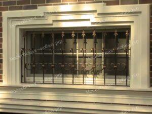 Кованые решетки на окна (2)