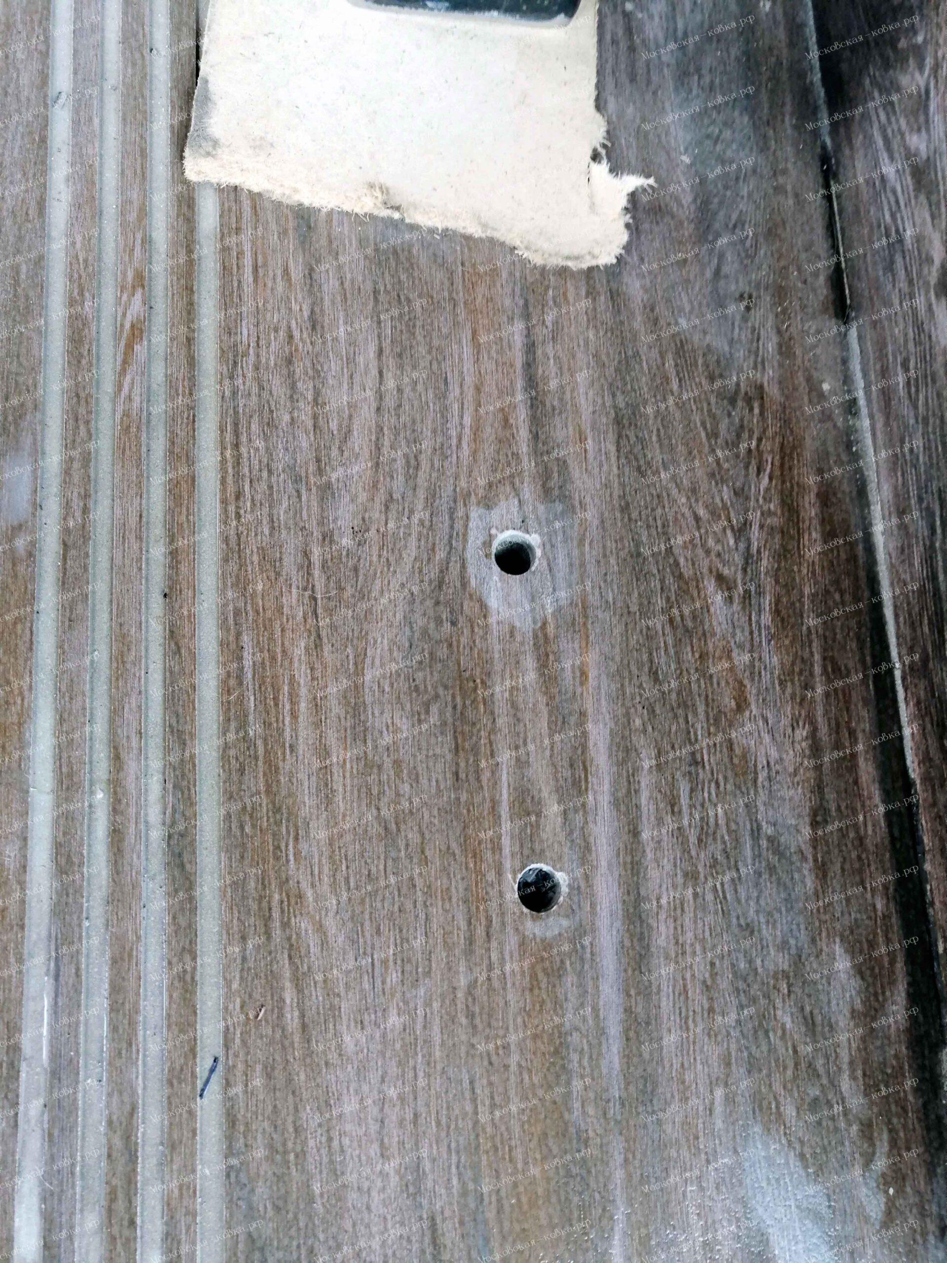 Массивные ограждения террасы из профильной трубы монтаж